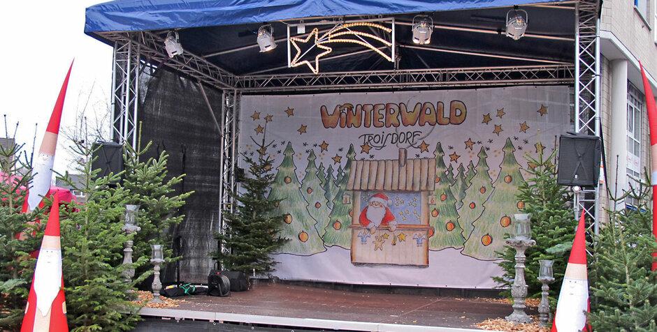 troisdorf city winterwald b hne fischerplatz kinderchor der grundschule schlossstra e 30. Black Bedroom Furniture Sets. Home Design Ideas
