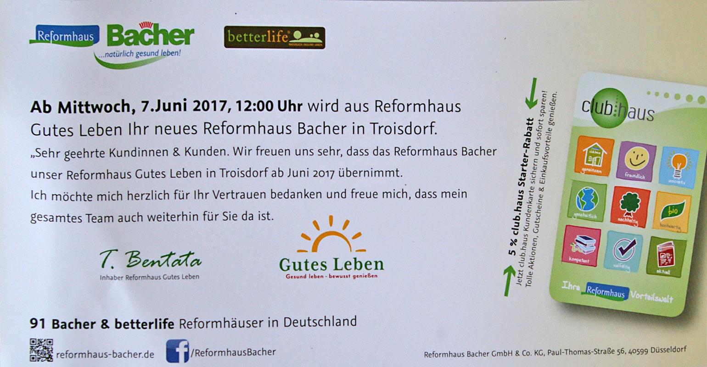 Reformhaus De Gewinnspiel