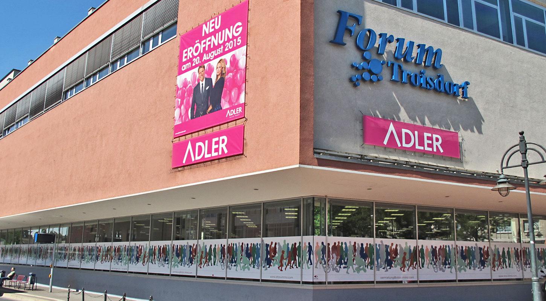 troisdorf city | adler deutschland adler modemärkte ag