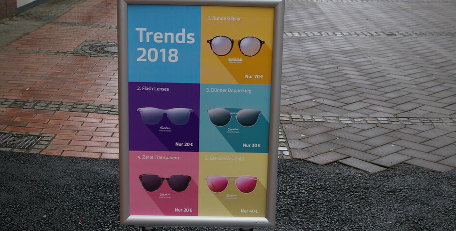 troisdorf city sonnenbrillen trends 2018 apollo optik. Black Bedroom Furniture Sets. Home Design Ideas