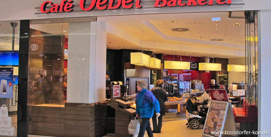 Troisdorf City Bäckerei Oebel In Der Galerie Troisdorf