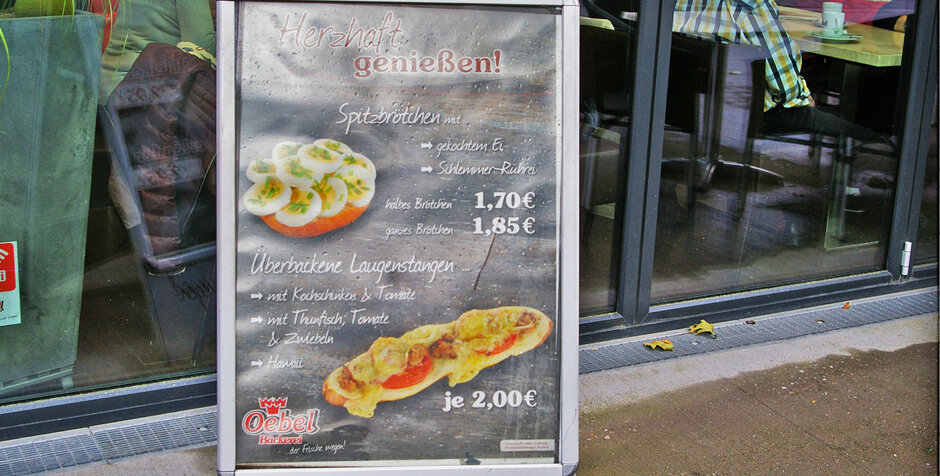 troisdorf city leckere snacks f r unterwegs b ckerei oebel in der galerie troisdorf. Black Bedroom Furniture Sets. Home Design Ideas
