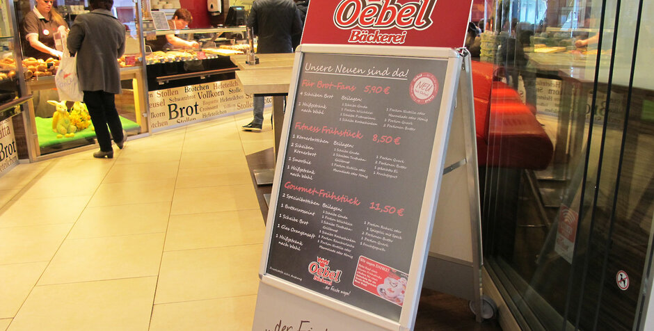 Troisdorf City Neues Frühstückangebot Bei Oebel Bäckerei Oebel