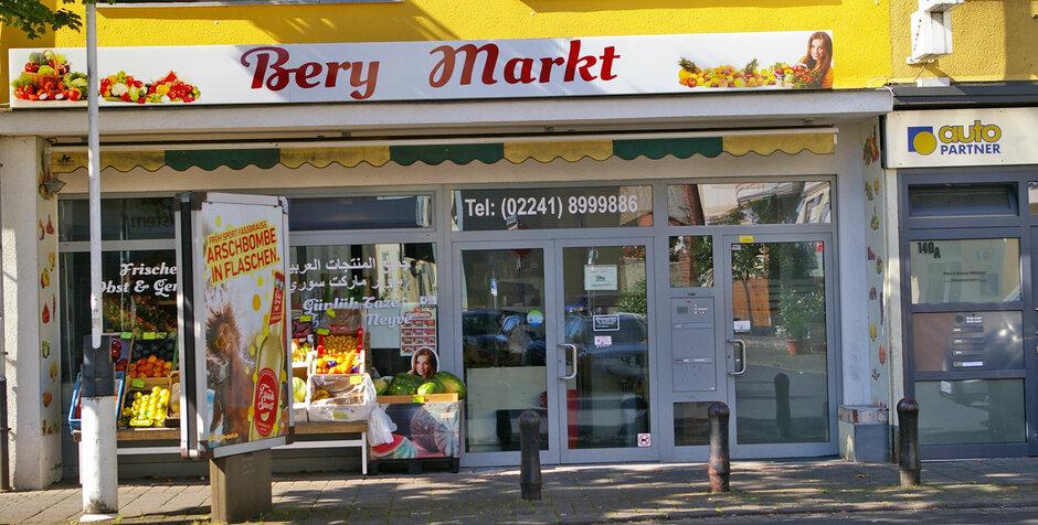 Troisdorf City   Bery Markt