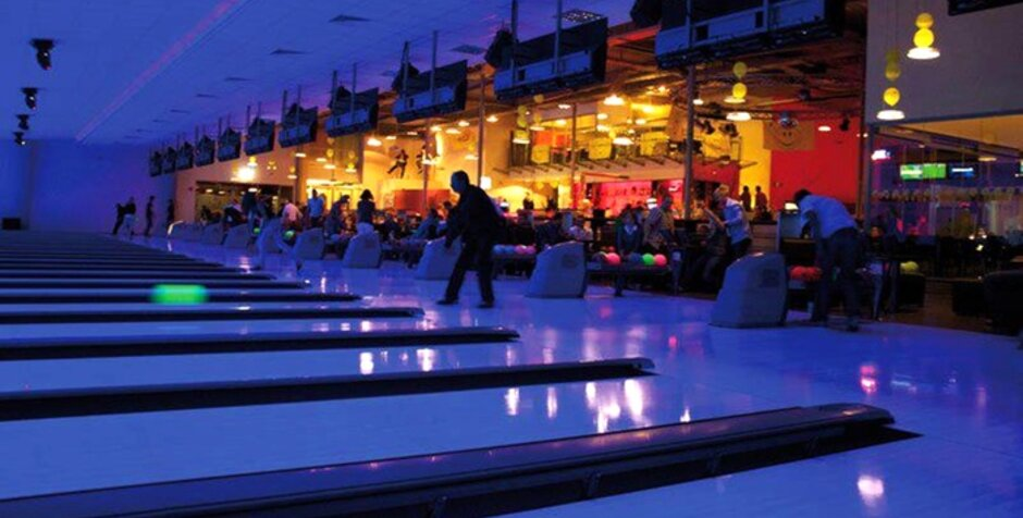 Bowling Arena Spich