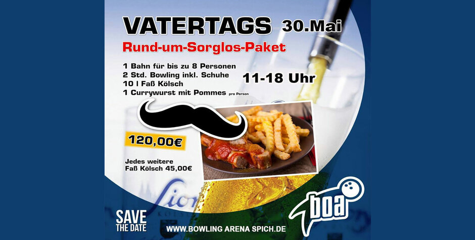 Vatertags-Special