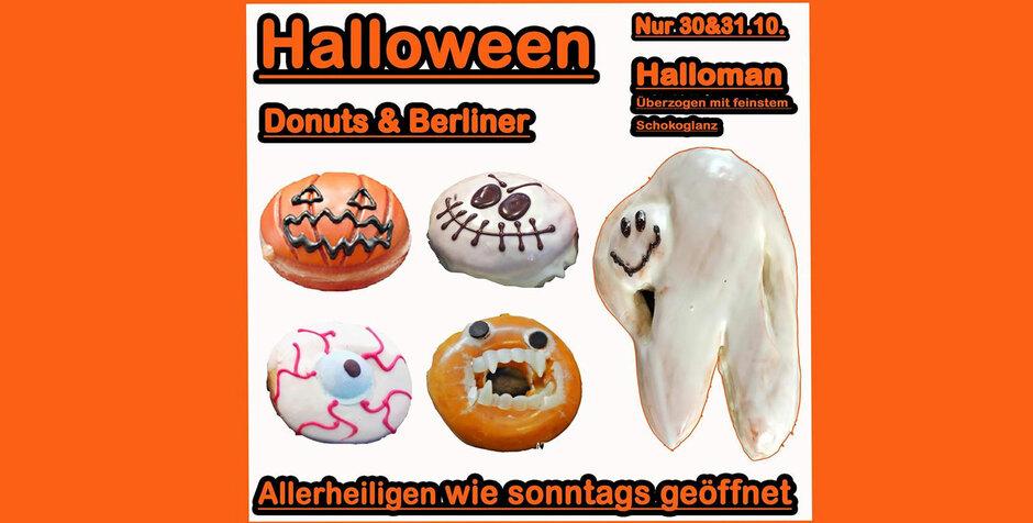 Troisdorf City Halloween Leckereien Bei Bröhl Bröhls Back