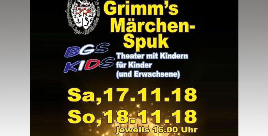 "Theater: ""Grimm's Märchenspuk"""