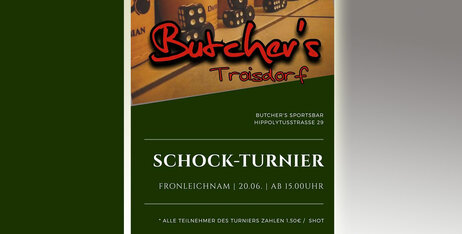 Schockturnier im Butchers