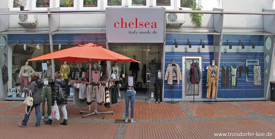 Chelsea Boutique - KOE33b