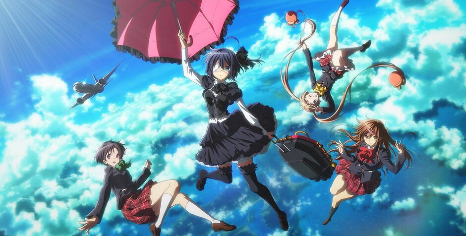 "Anime Night 2019: ""Love, Chunibyo & Other Delusions! Take on me"""