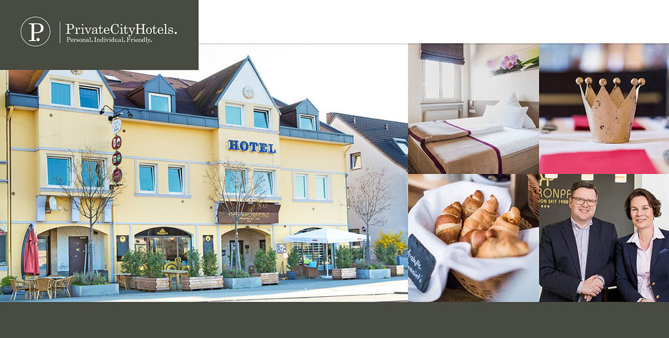 Mitglied bei Private City Hotels.