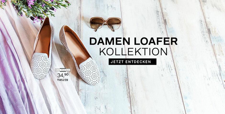 Deichmann Kollektion CityDamen Loafer Troisdorf Bei Pk8XNn0wOZ