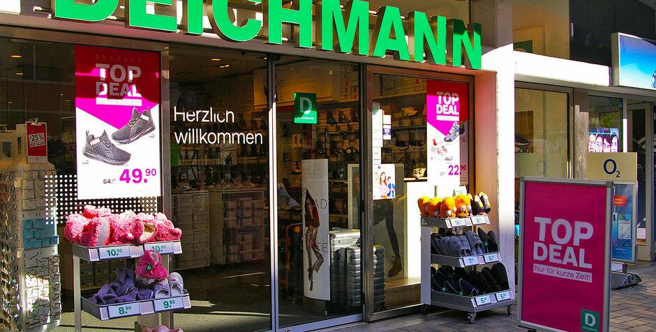 Bei Schuhe Troisdorf Deal Deichmann CityTop lF13TKJc