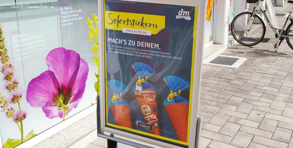 Troisdorf City Exklusiv Bei Dm Sofortstickern Dm Drogerie Markt