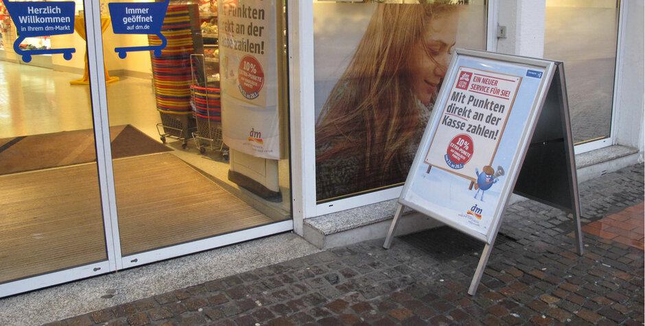 Troisdorf City Jetzt Bei Dm Mit Payback Punkten Zahlen Dm