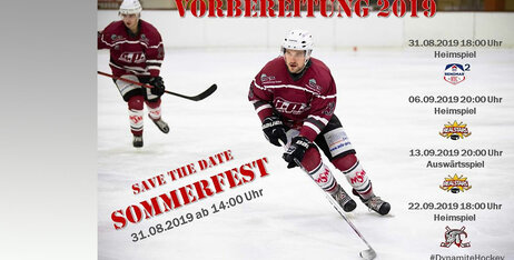 Heimspiel | EHC :  Ratinger Ice Aliens '97 (Regionalliga West)