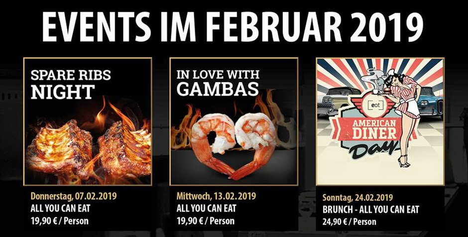 Events im Februar