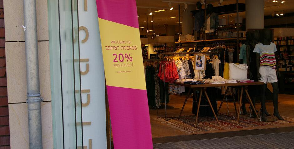 how to buy top design authentic quality Troisdorf City | Esprit Friends Aktion | Esprit