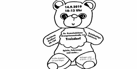 Kinder-Secondhand Basar Herbst 2019