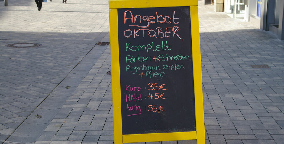 Troisdorf City Oktober Angebot Friseur Sunshine City