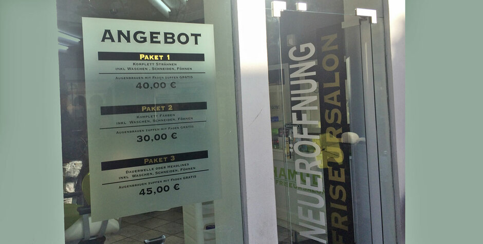 Troisdorf City Paketangebote Beim Friseur Hamudy Friseursalon Hamudy