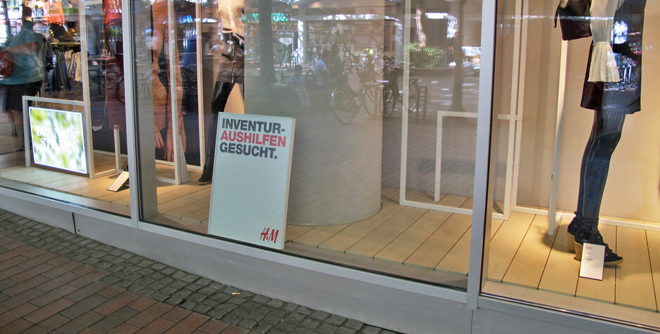 Troisdorf City Hm Sucht Aushilfen Hm Hennes Mauritz