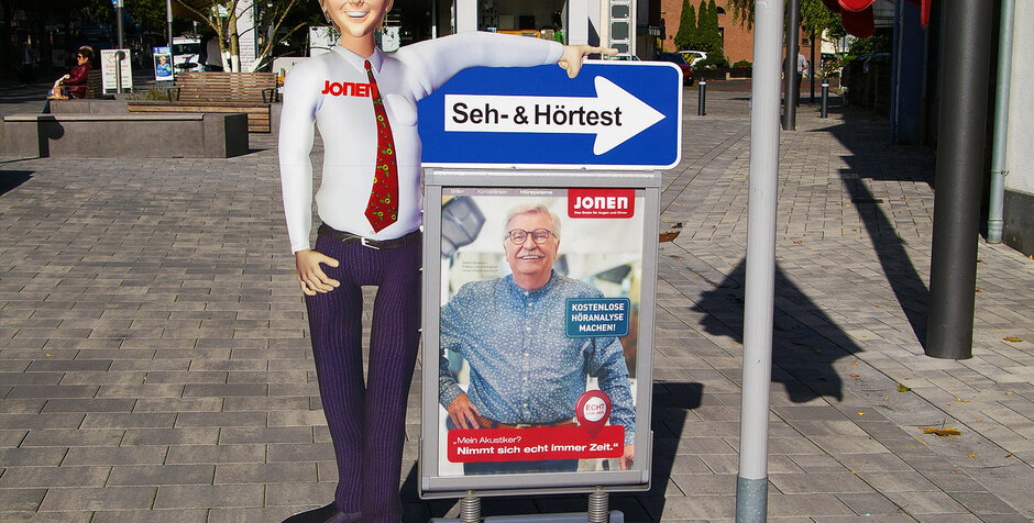 Jonen Hörtests