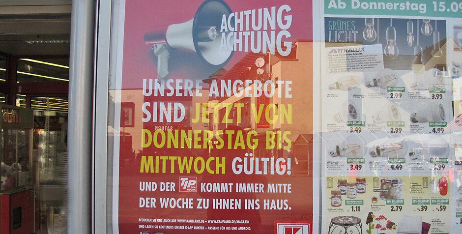 Ausgezeichnet Kaufland Angebote Der Woche Getränke Zeitgenössisch ...