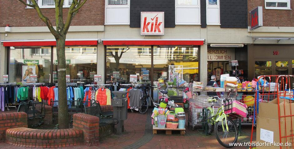b7613b836acd1b KIK KIK Textil Discount Kölner Straße 50
