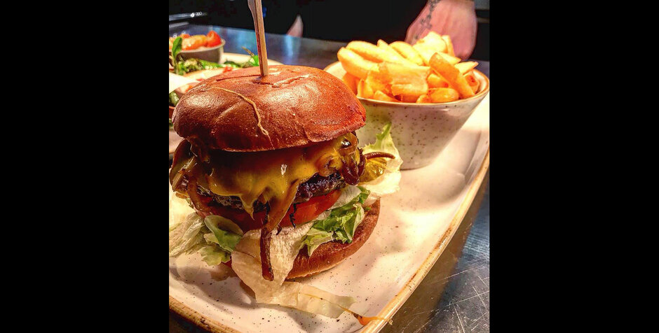 Burger-Angebote bei The Ash