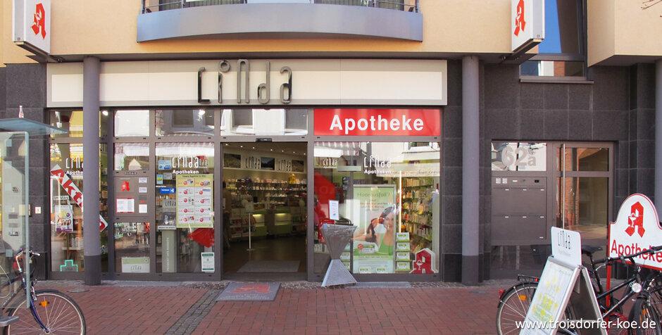 Troisdorf City Linda Apotheke Am Oberen Stadttor