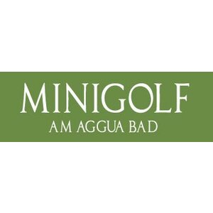 Minigolf am Aggua Bad