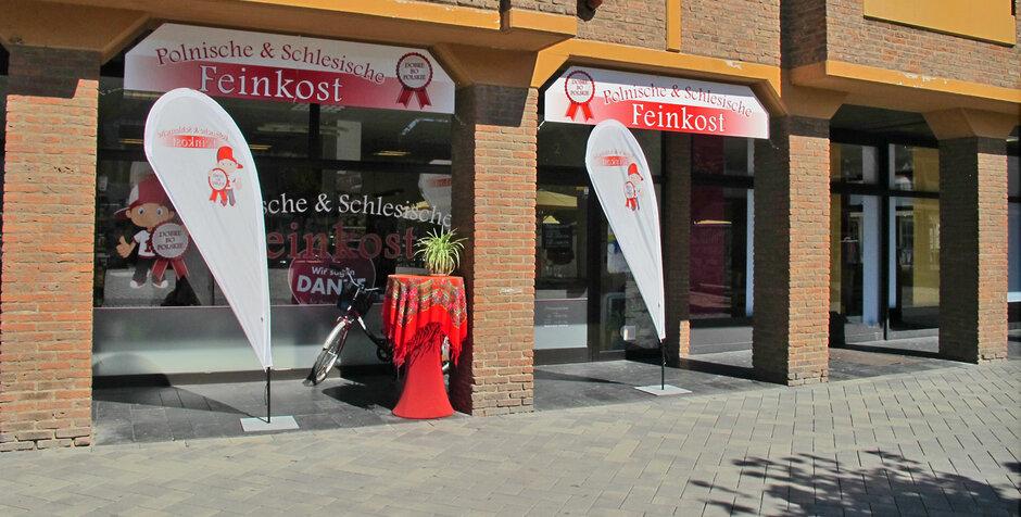 Troisdorf City Polnische Schlesische Feinkost