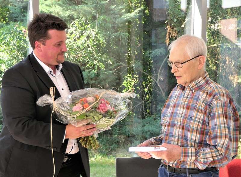 Troisdorf City | Verleihung des Heimatpreises Troisdorf: Peter Haas und  Verein F.i.T.-Box geehrt | Rathaus der Stadt Troisdorf