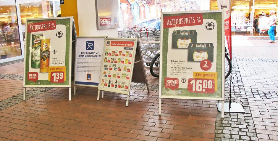 Troisdorf City Sonderangebote Bei Rewe Rewe Supermarkt