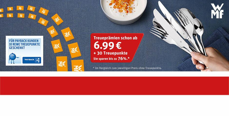 Troisdorf City   Treuepunktaktion bei Rewe   REWE Supermarkt