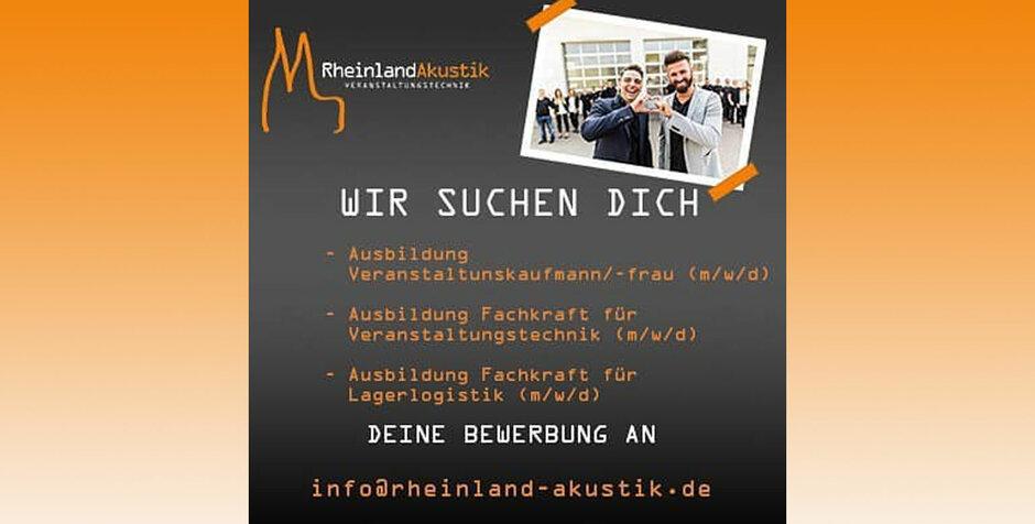 Troisdorf City Ausbildung 2019 Rheinlandakustik Vt Gmbh