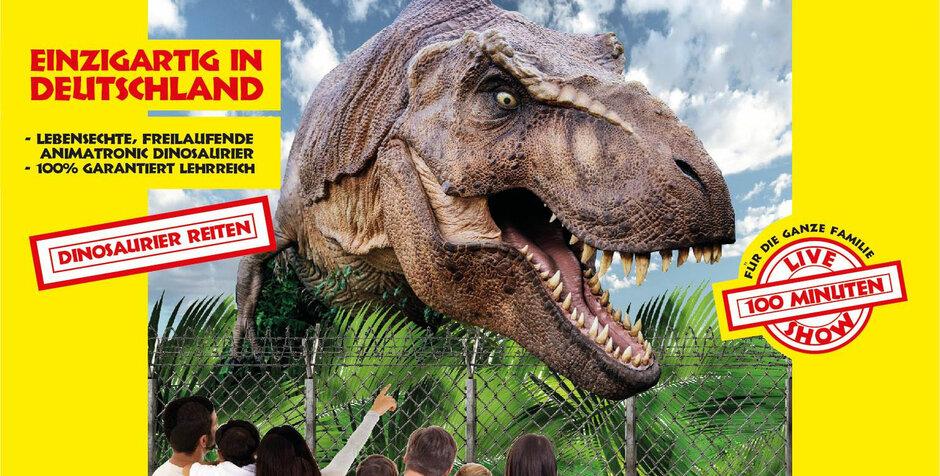 Troisdorf City Die Lebendige Dinosaurier Show Stadthalle Troisdorf
