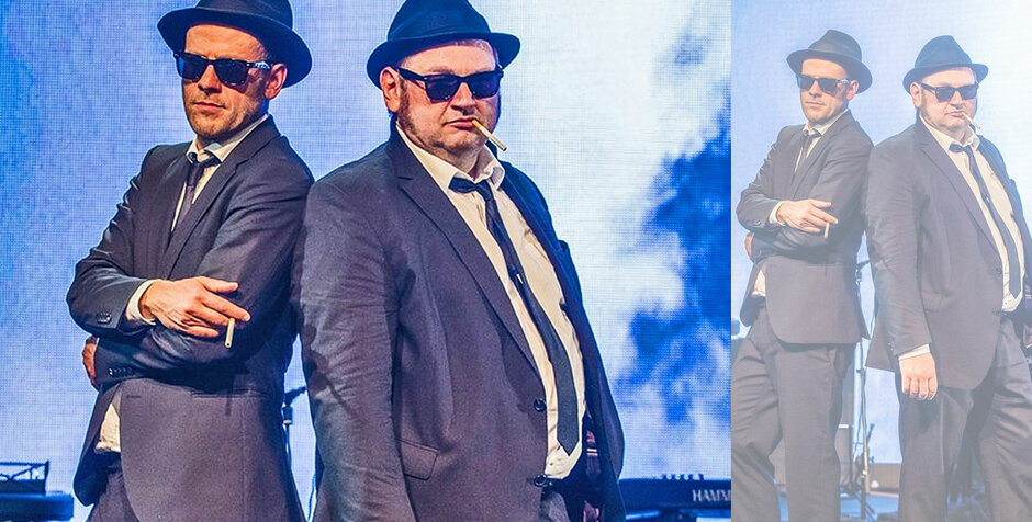 "Konzert: ""A Tribute to the Blues Brothers"""