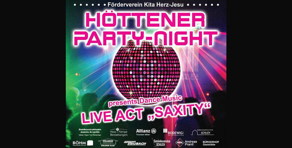 Höttener Party-Night am 14.10.2017