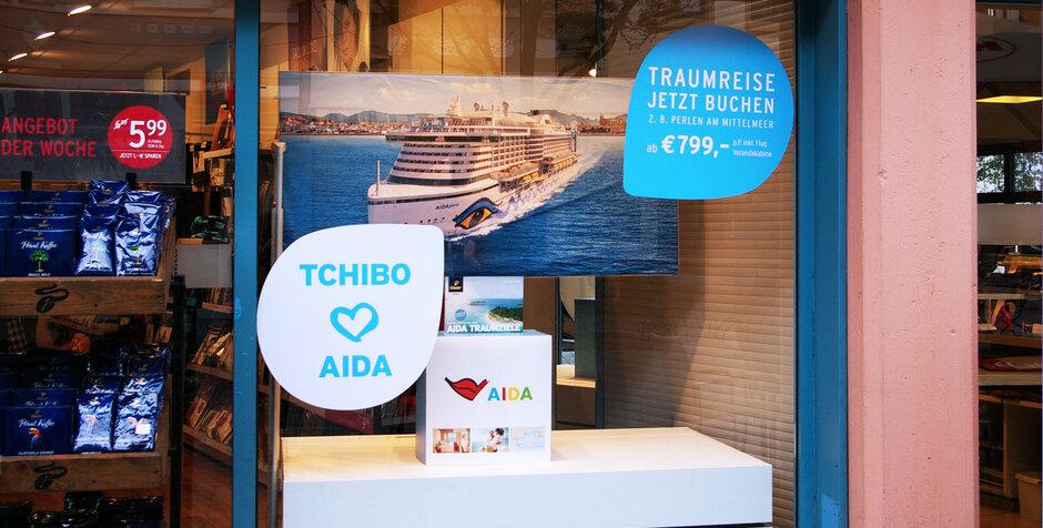 Tchibo Kreuzfahrten Aida