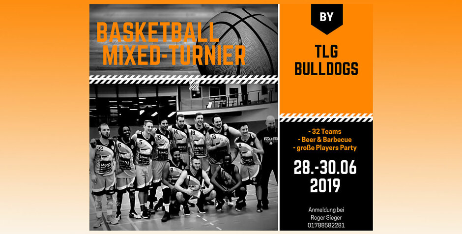 Basketball Mixed Turnier