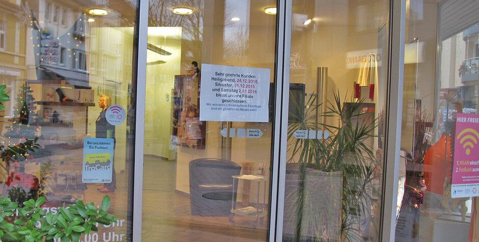 troisdorf city weihnachts ffnungszeiten vierbaum. Black Bedroom Furniture Sets. Home Design Ideas