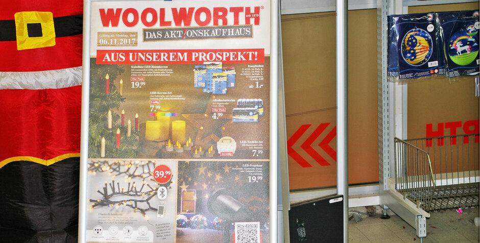 troisdorf city weihnachtsdeko bei woolworth woolworth gmbh. Black Bedroom Furniture Sets. Home Design Ideas